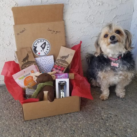 Woofcrate reviews legit instagram facebook canadian dog subscription company with best organic treats and tough toys monthly canada themes